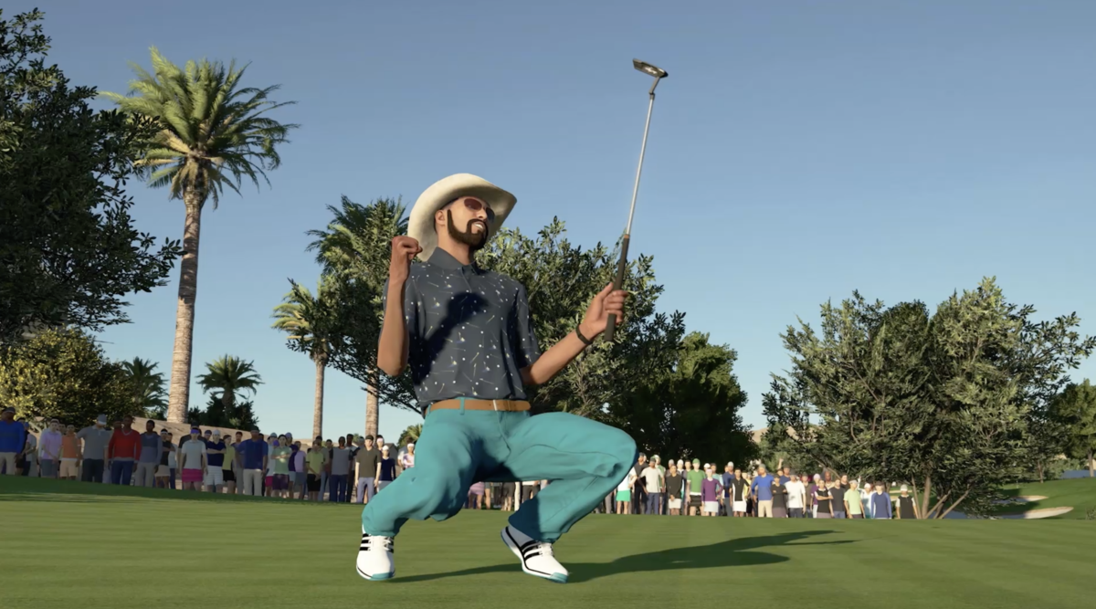 PGA Tour 2K21 initial review: The best golf game in years?