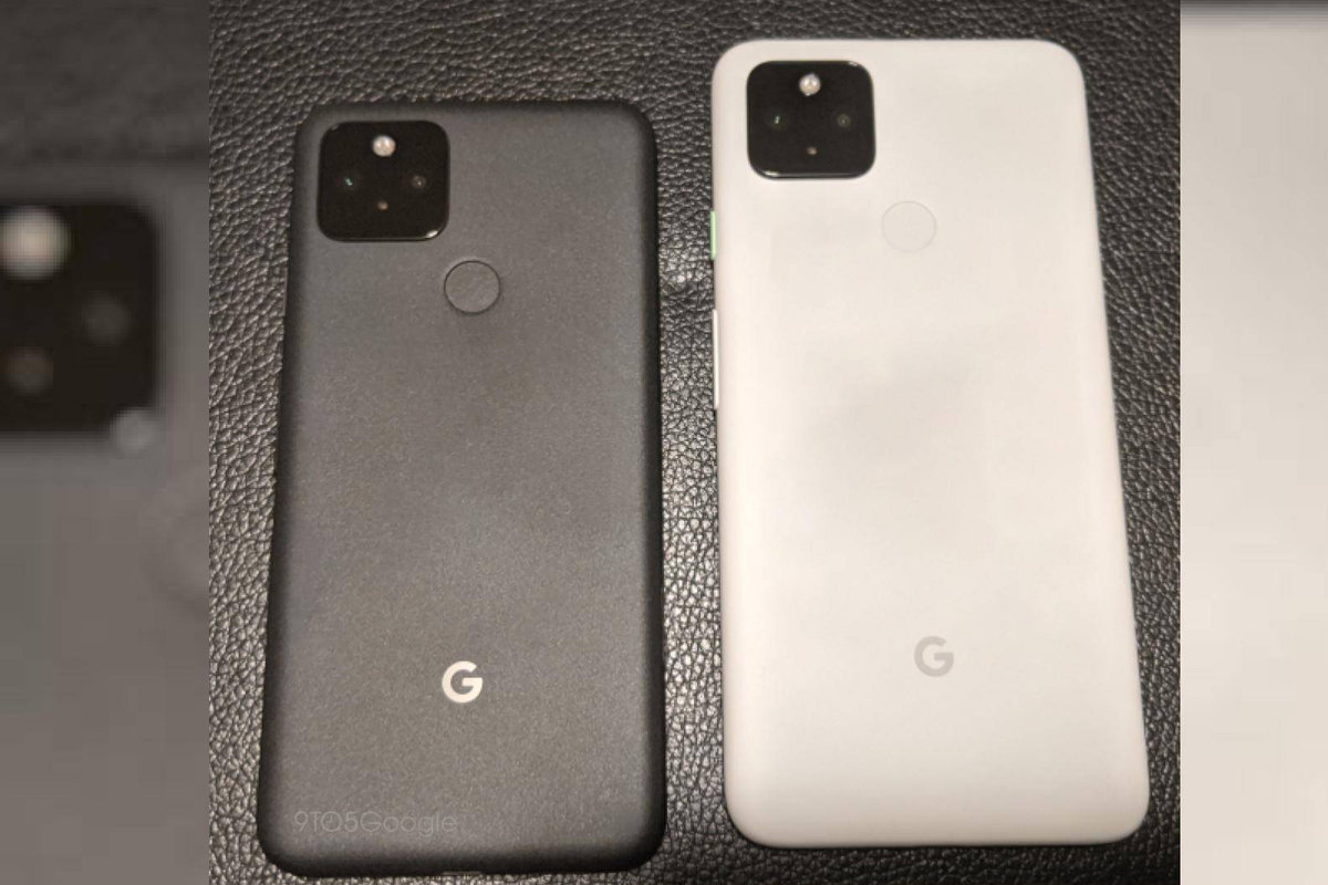 Google Pixel 5 and 4a 5G appear in real life image, with more s