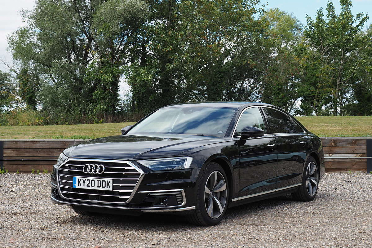 Audi A8 L Tfsi E Plug In Review Back Seat Driver