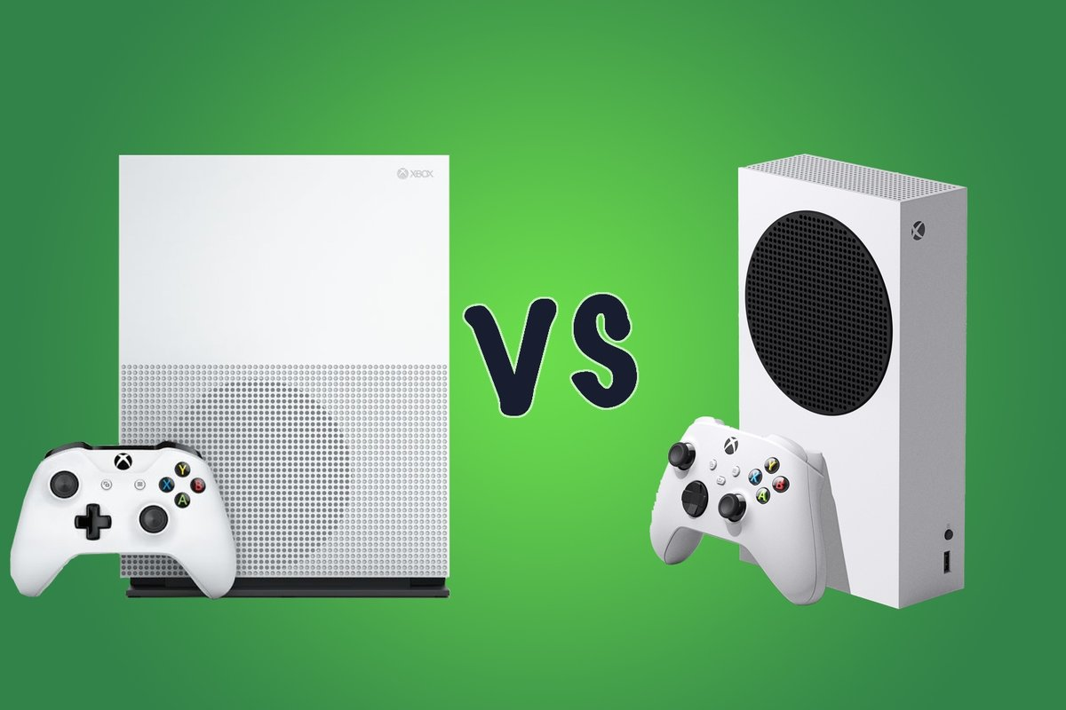 Xbox Series S Vs Xbox One S How Do The Smaller Xbox Consoles C