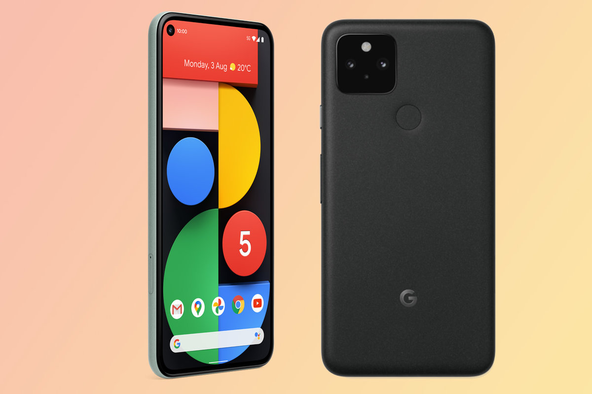 Google Pixel 5 Price And Deals For November 2020