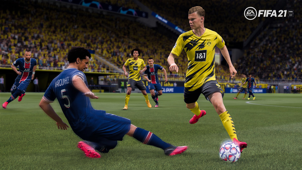 FIFA 21 review: A graceful transition to next-gen