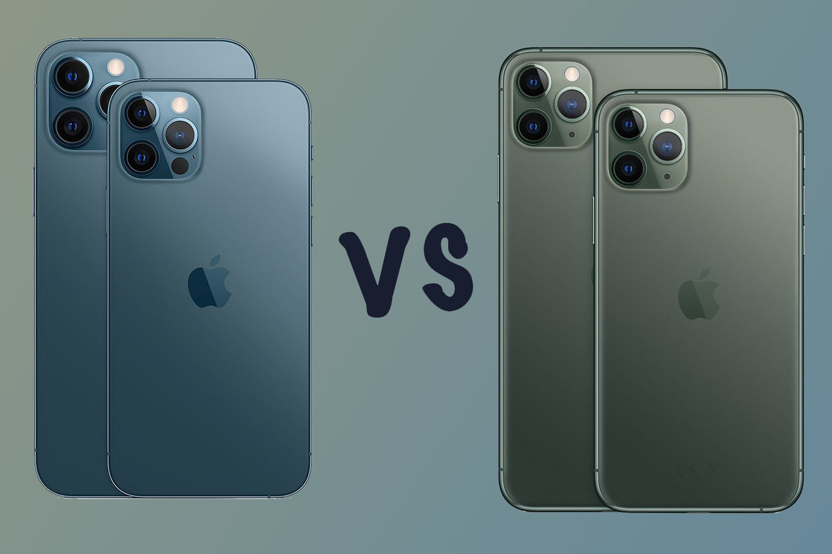 Apple Iphone 12 Pro Vs Iphone 11 Pro Qual E A Diferenca
