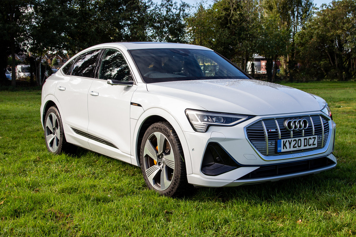 Audi E Tron Sportback Review A Twist On Audi S Electric Suv
