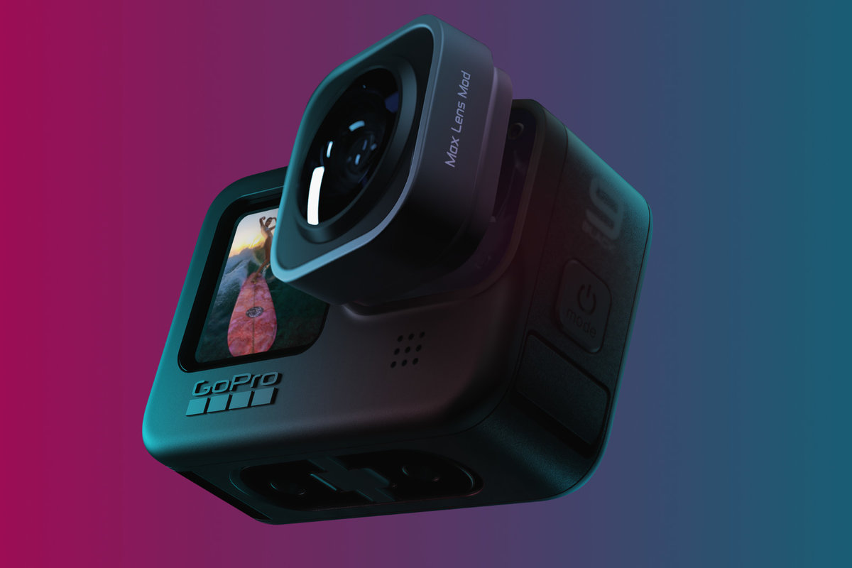Gopro S Various Action Cameras Are Currently Cheaper For Black
