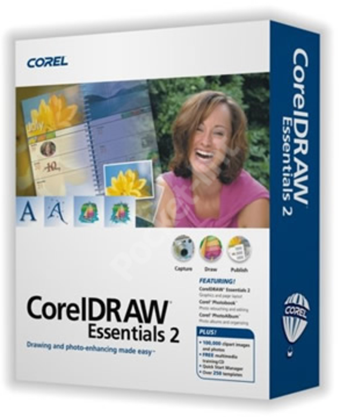 Corel DRAW Essentials 2