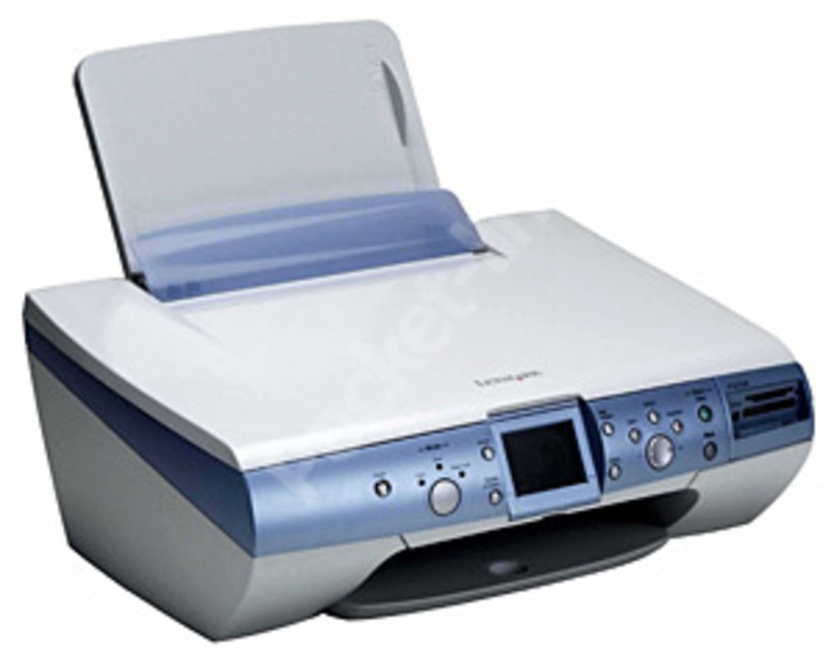 LEXMARK P6250 ALL IN ONE PRINTER DRIVER UPDATE