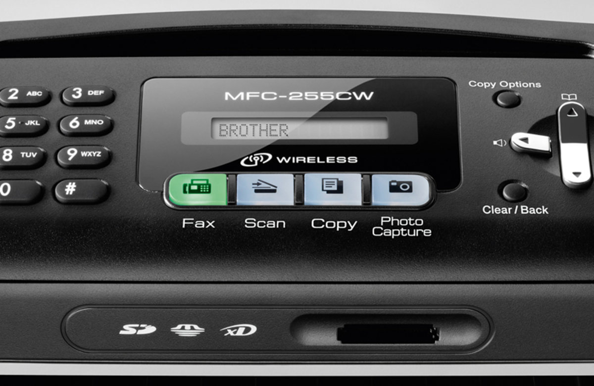 BROTHER MFC-255CW PRINTERSCANNER DRIVERS FOR WINDOWS XP