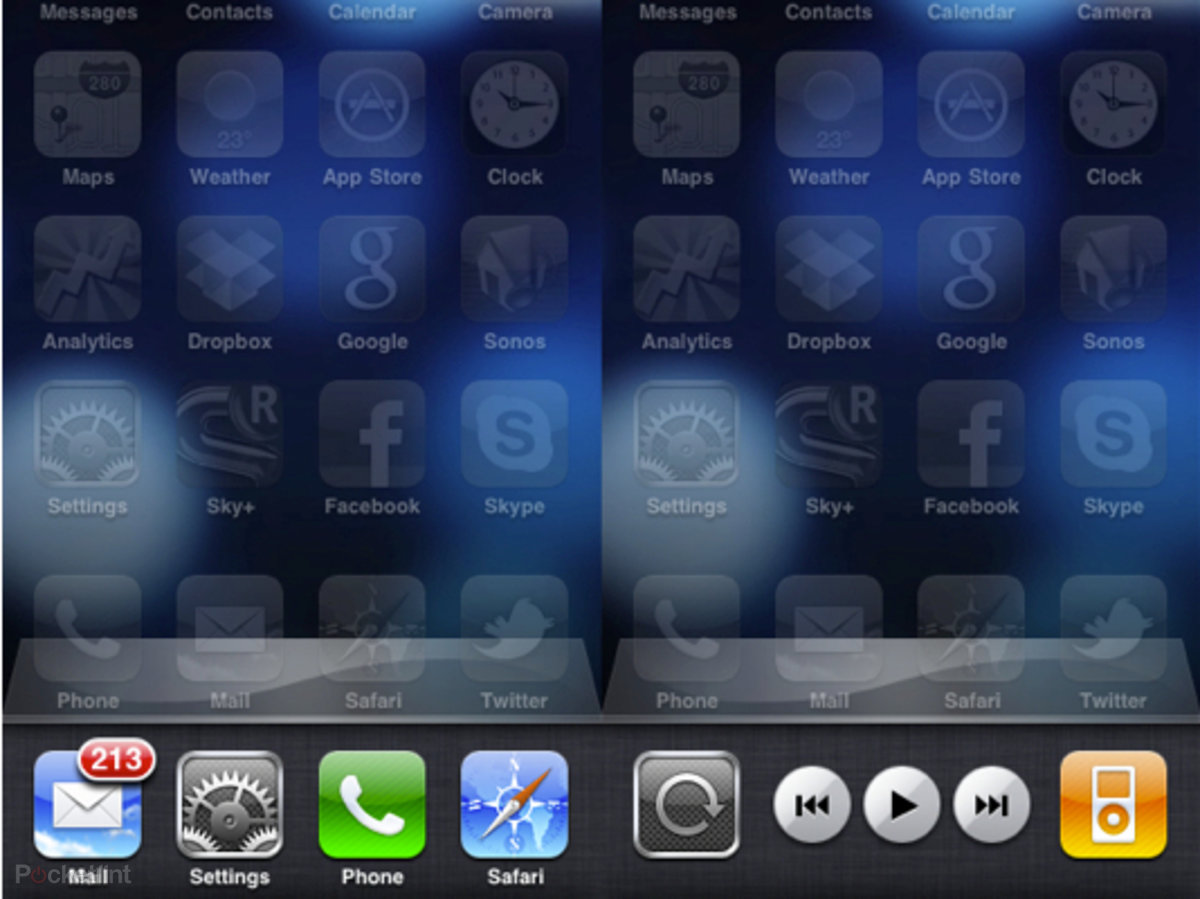 Apple iOS 4 for iPhone 4, iPhone 3G, iPhone 3GS, iPod touch - P