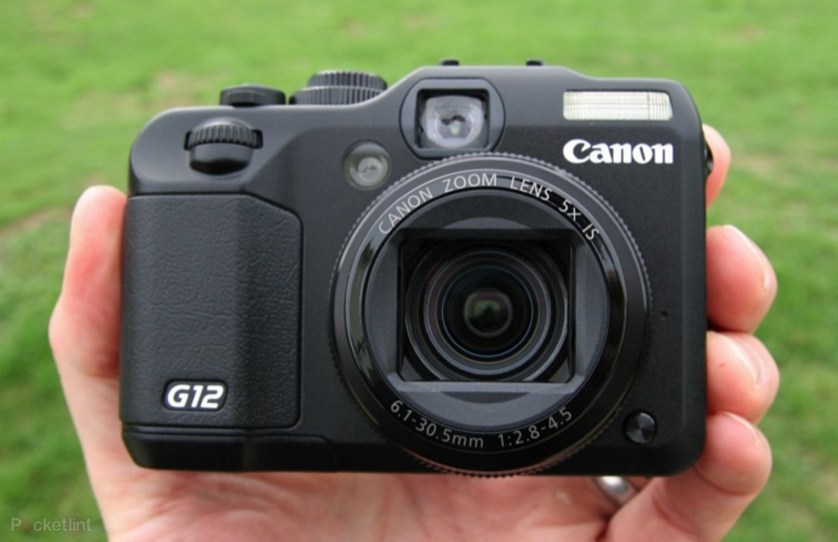 First Look: Canon PowerShot G12