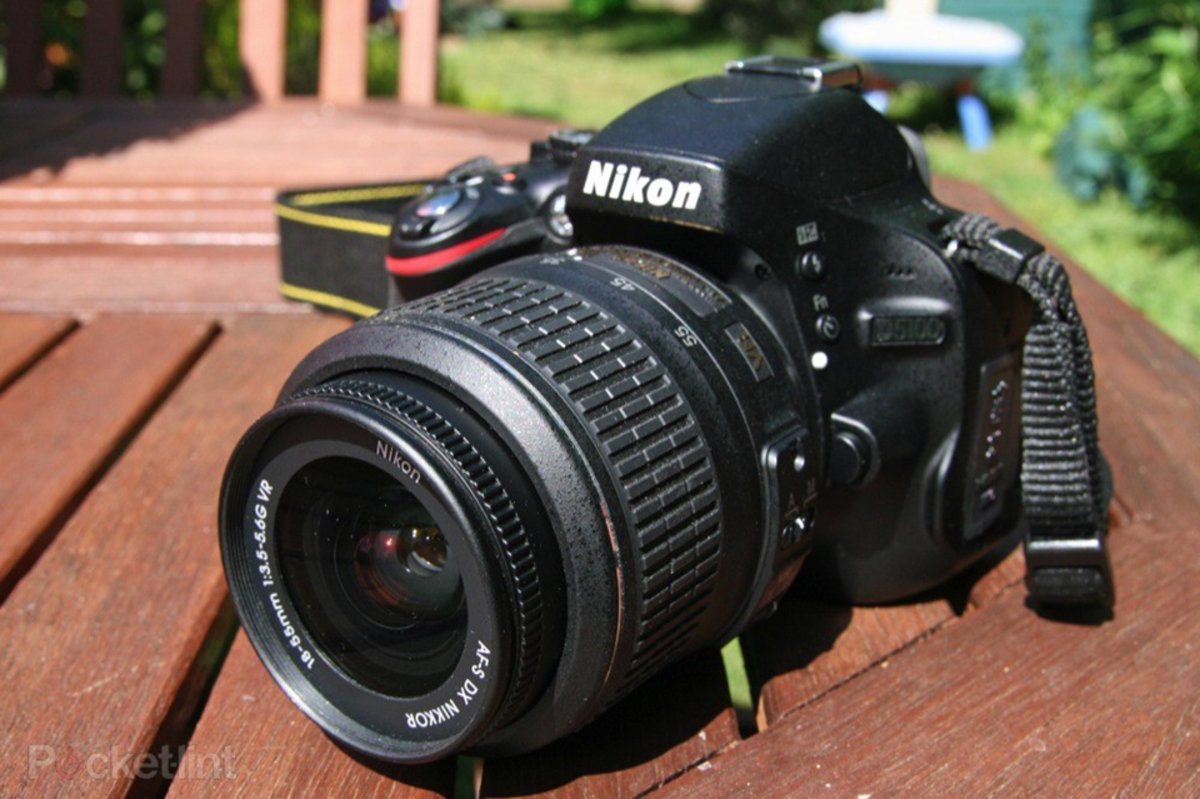 Reflex Camera Nikon D5100 Kit: review, features, reviews 54