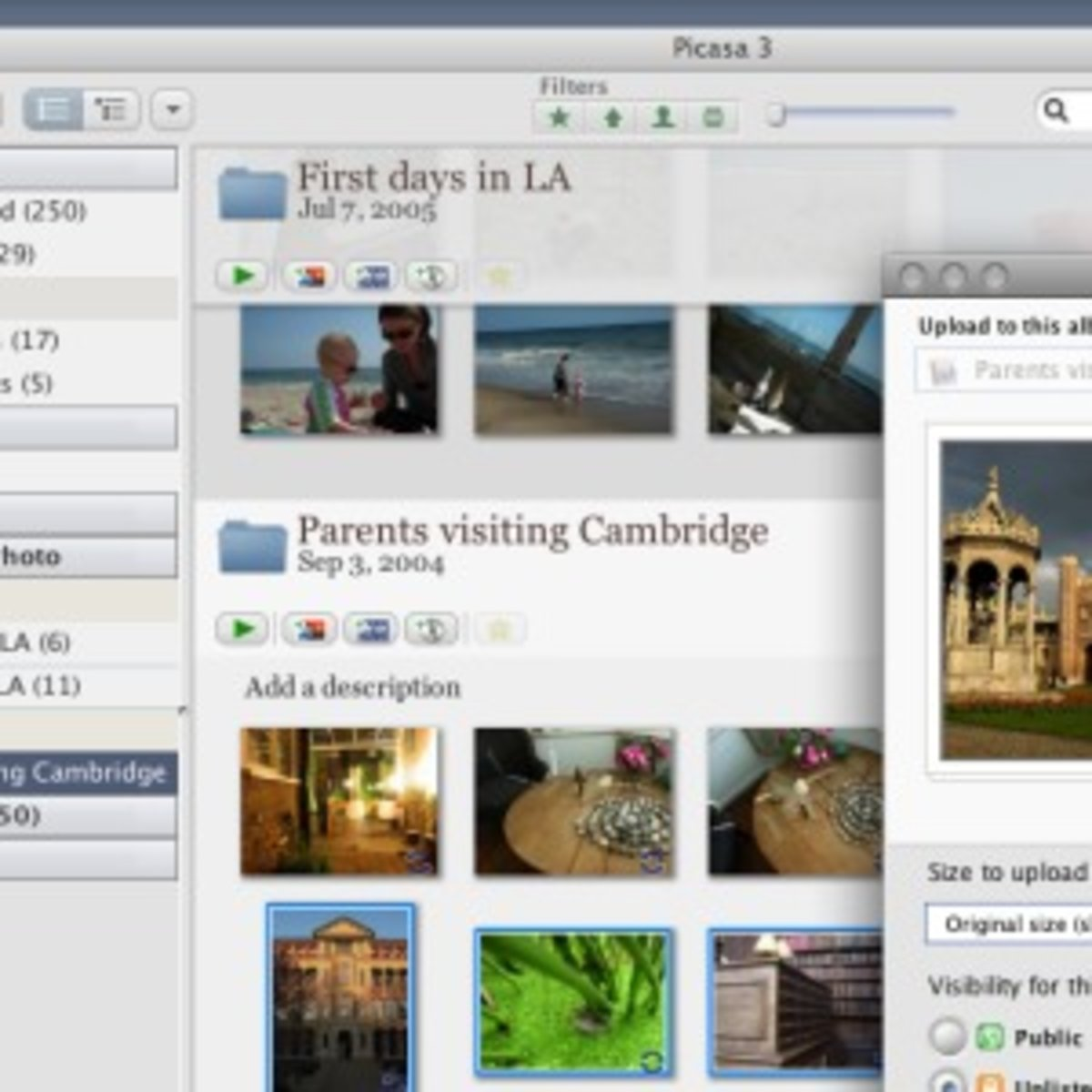 Iphoto And Picasa For Mac - spacebabysite's diary