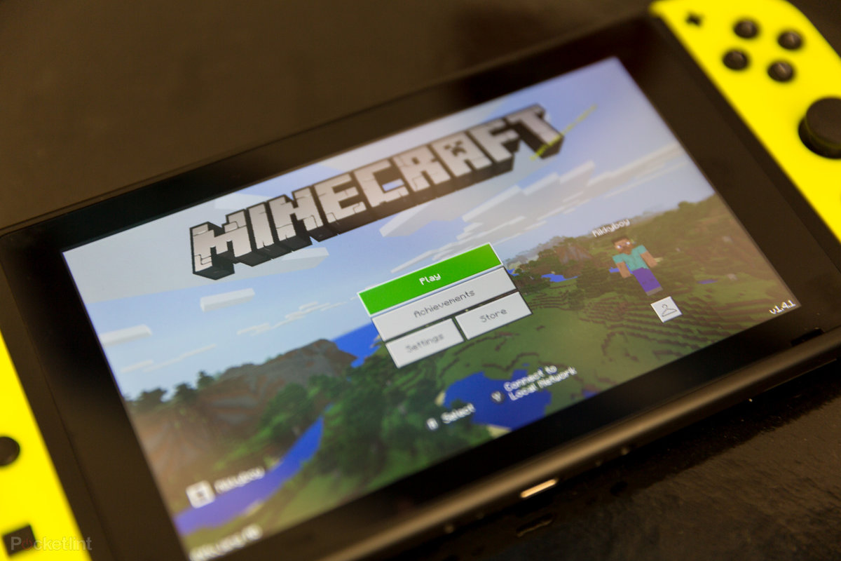 Switch Minecraft fans can now play with other console owners
