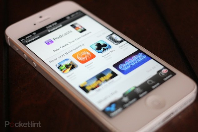New study pegs Apple's App Store at 800k apps, 56.2 per cent of which are free - Pocket-lint