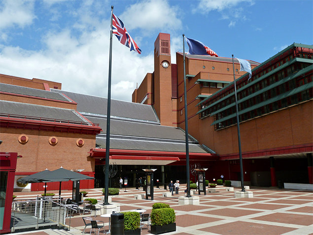British Library to store every UK website... ever - Pocket-lint