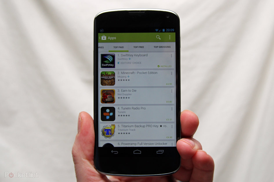 Google Play redesign starts to roll out for Android, you can get it now - Pocket-lint