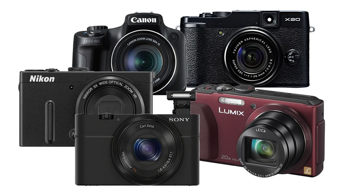 Best compact cameras 2018: The best point-and-shoots to buy
