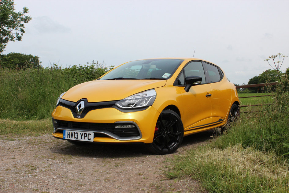 renaultsport clio 200 turbo edc pictures and first drive pocket lint. Black Bedroom Furniture Sets. Home Design Ideas