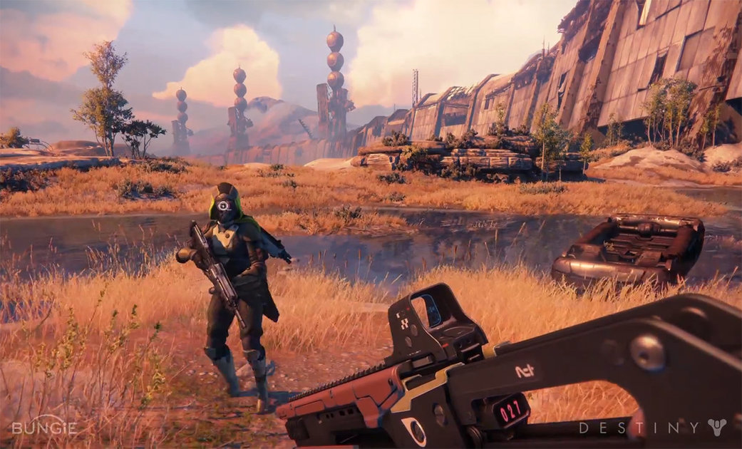Bungie finally releases Destiny PS4 gameplay walkthrough video, watch the game in action - Pocket-lint