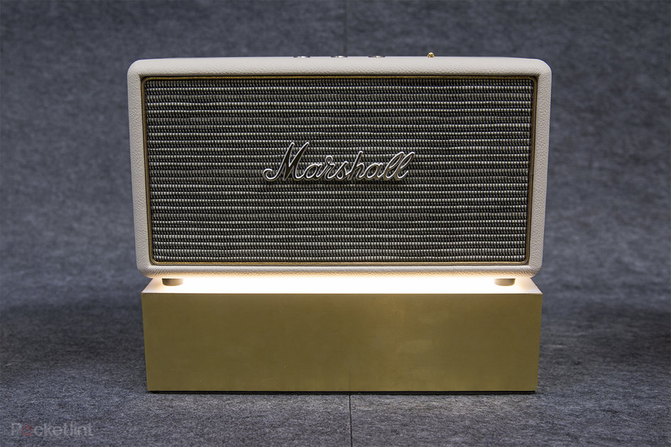 Marshall Stanmore compact active stereo speaker system rocks our ears - Pocket-lint
