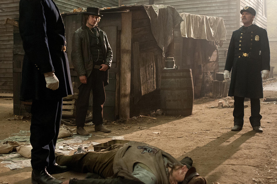 Record breaking US TV show, Copper, airs on Lovefilm Friday 13 September - Pocket-lint