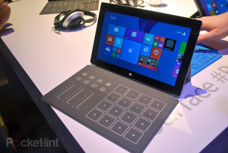Microsoft Surface 2 and Surface Pro 2 now available for pre-order, shipping 21 October - Pocket-lint