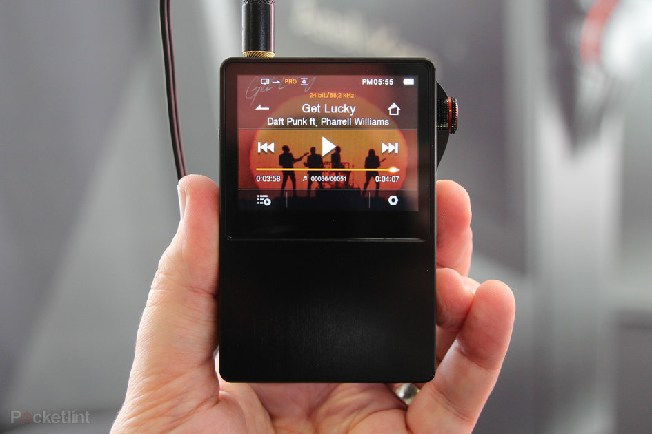 Astell&Kern AK120 portable Hi-Fi system: Hands-on with the £1,100 iRiver music player - Pocket-lint