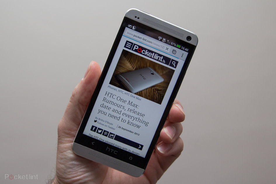 HTC One Max release date: 15 October for HTC phablet - Pocket-lint