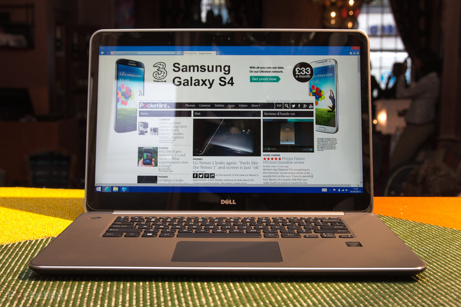 Dell XPS 15 pictures and eyes-on with the UltraSharp display - Pocket-lint