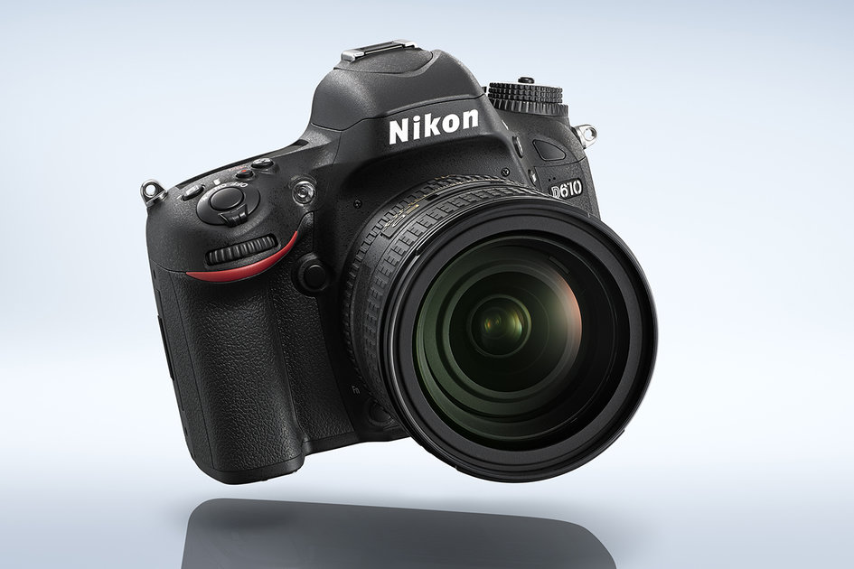Nikon D610 DSLR camera announced to replace D600, faster frame rate and that's about it - Pocket-lint