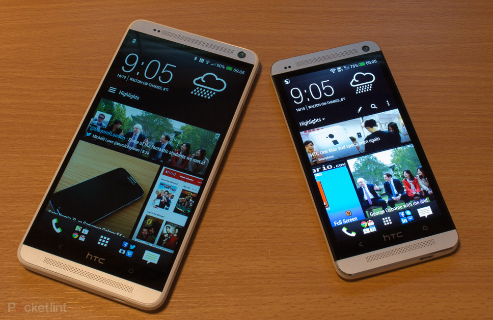 HTC Sense 5.5 vs Sense 5: New features, tweaks and changes reviewed - Pocket-lint