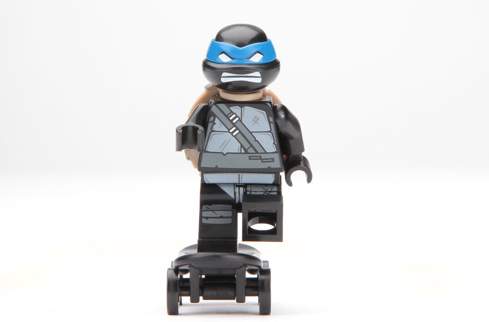 Win: Limited edition LEGO Teenage Mutant Ninja Turtle Minifigure - Pocket-lint