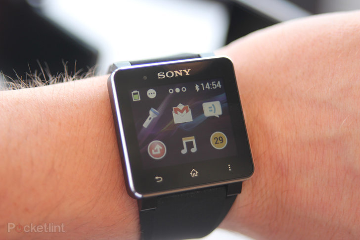 Sony SmartWatch 2 released in the US, sets sights on Galaxy Gear - Pocket-lint
