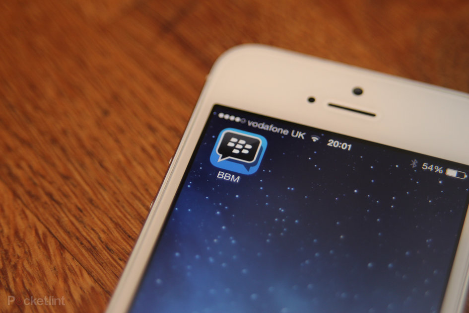 Hands-on: BBM for iPhone review