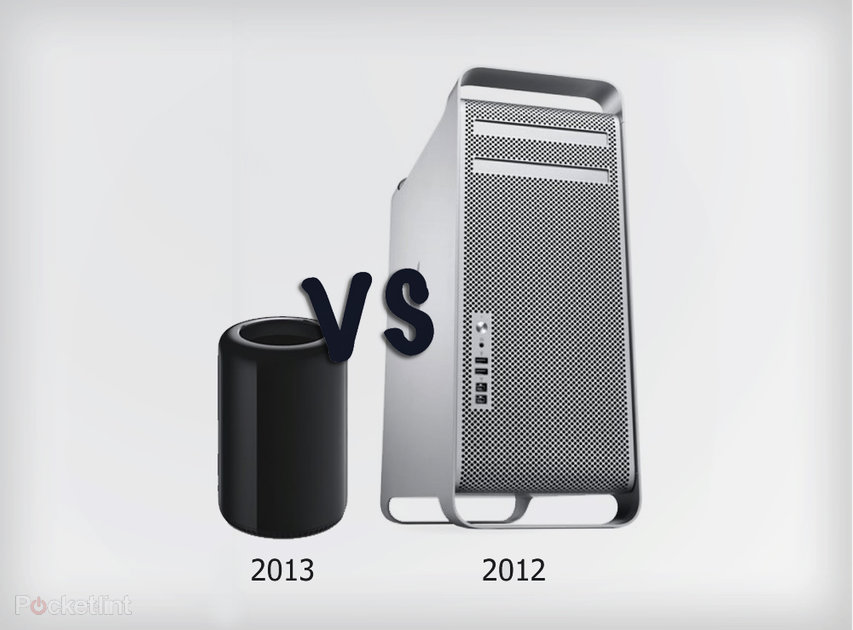 Mac Pro (2013) vs Mac Pro (2012): What's the difference? - Pocket-lint