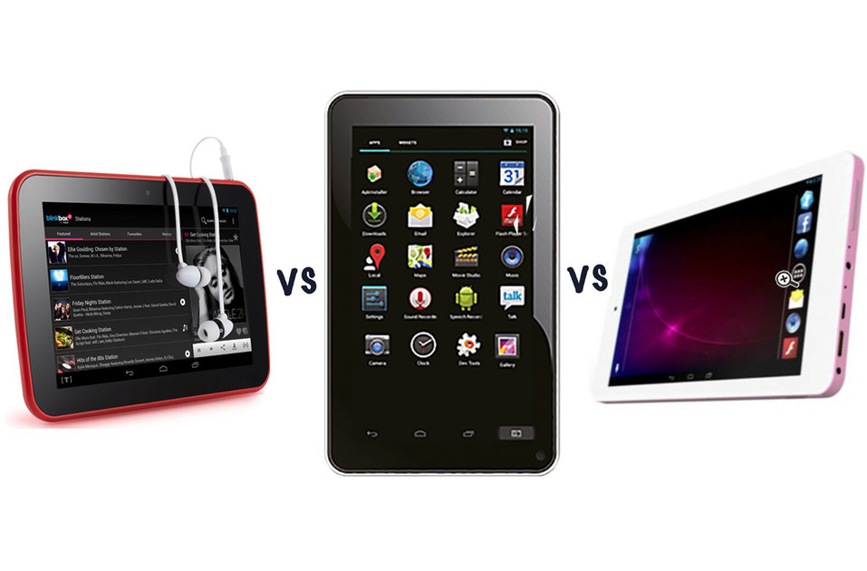 Tesco Hudl, Carphone Warehouse Avoca, Argos MyTablet: What's the difference? - Pocket-lint