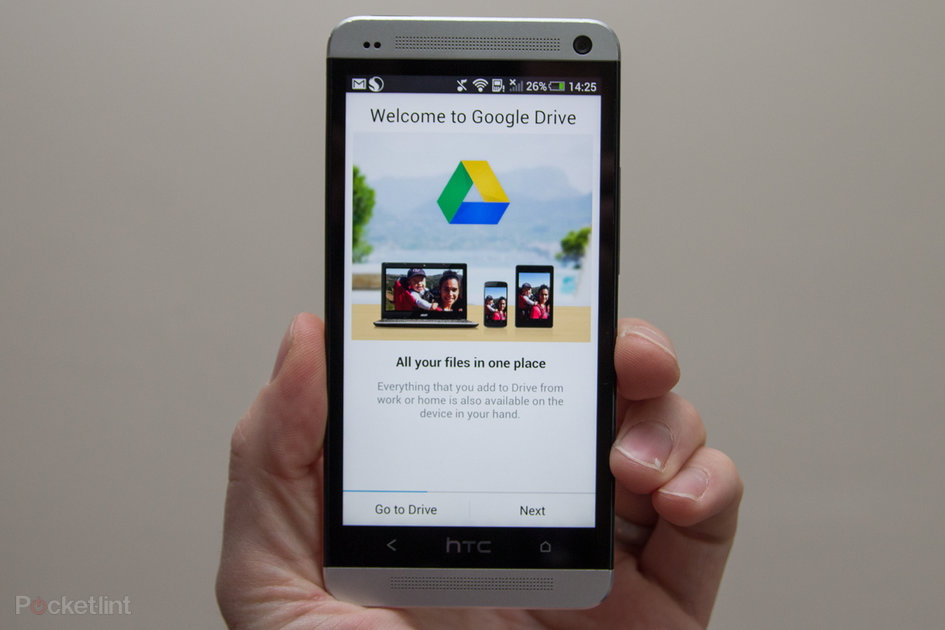 HTC One Sense 5.5 update to bring 25GB of Google Drive storage - Pocket-lint