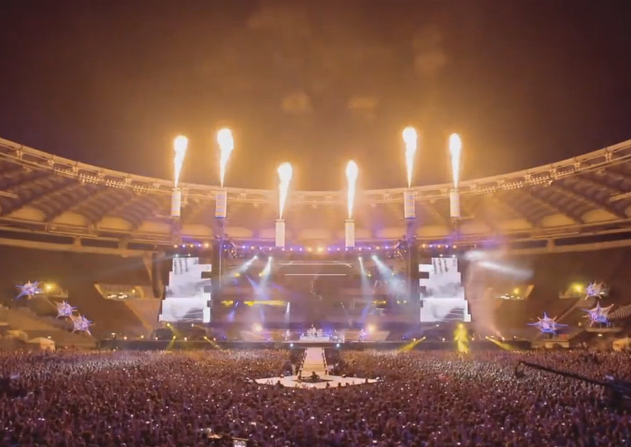 Muse to release first ever 4K UHD concert film - Pocket-lint