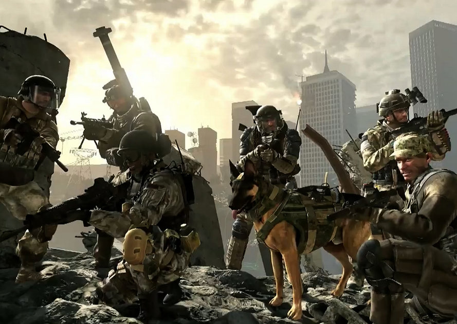 Call of Duty: Ghosts sales at over $1 billion on first day, beats GTA V - sort of - Pocket-lint