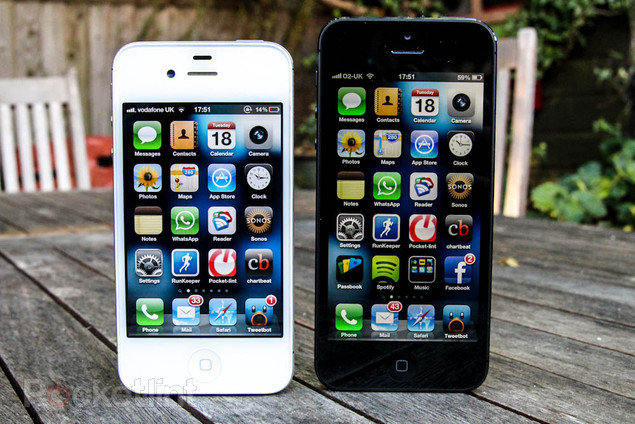 Apple reportedly releasing 4.7 and 5.5-inch iPhones with curved glass in 2014 - Pocket-lint