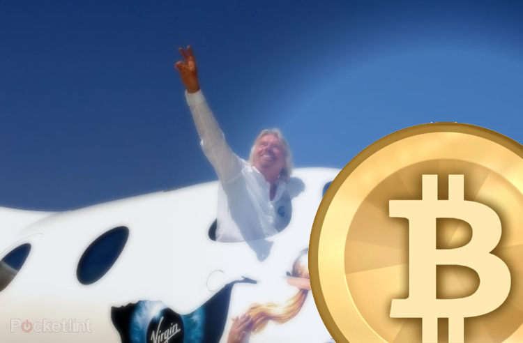 Virgin Galactic now lets you use Bitcoin to pay for flights into space - Pocket-lint
