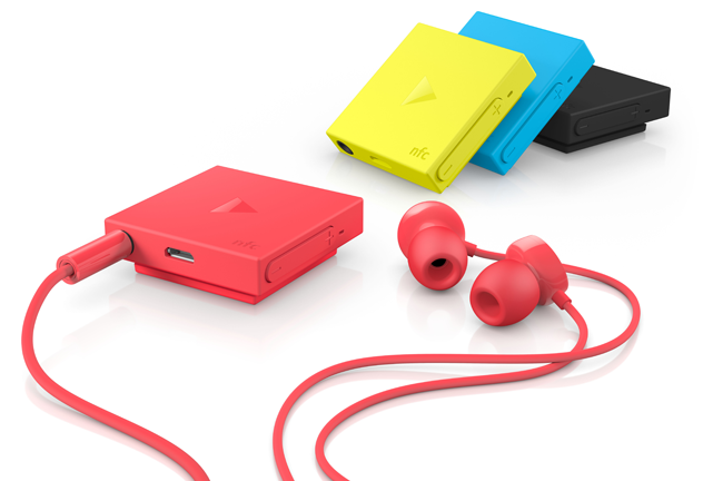 Nokia Releases Ipod Shuffle Sized Bluetooth Stereo Headset Po