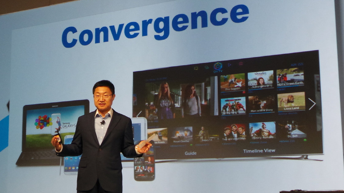 Your Samsung Smart TV could soon control your lighting, air conditioning and fridge - Pocket-lint