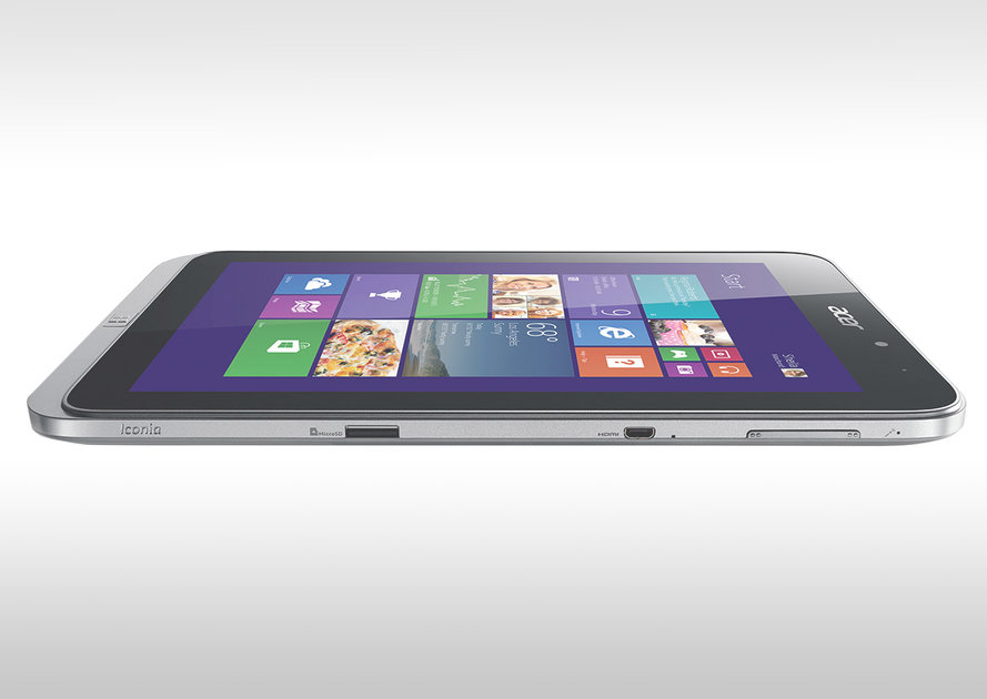 Acer Iconia W4 Windows 8.1 tablet is available this month - Pocket-lint