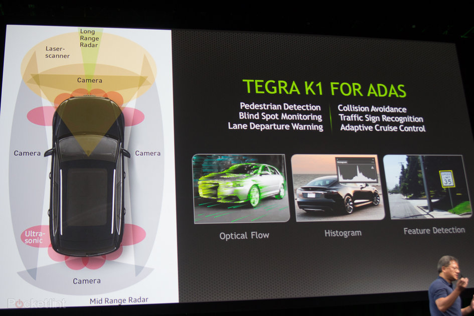Nvidia working to make cars more intelligent with new 'Super Chip' - Pocket-lint