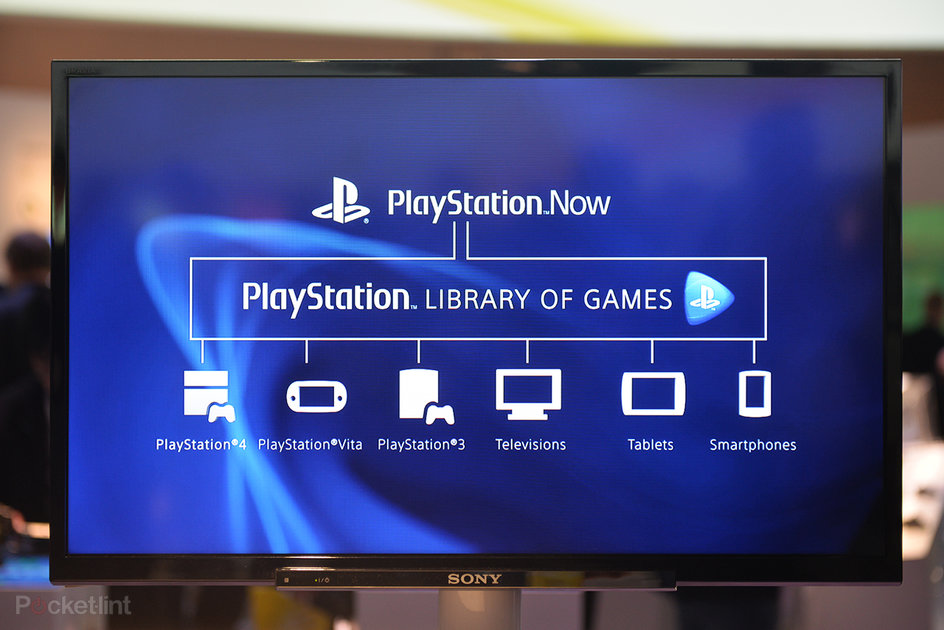 PlayStation Now hands-on: The future of gaming, the death of the console as we know it? - Pocket-lint