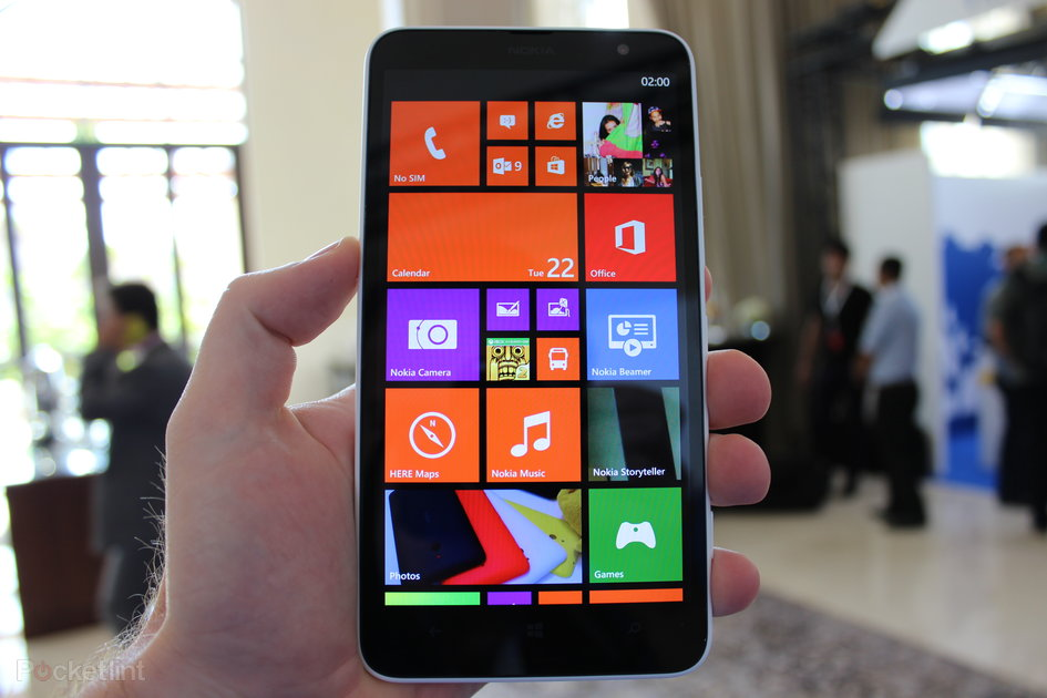Nokia Lumia 1320 on sale in the UK from 24 February, for free on plenty of contracts - Pocket-lint