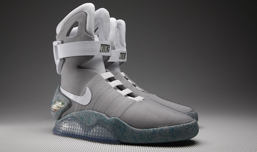 Nike planning genuine Back to the Future power laces on shoes in 2015 - Pocket-lint