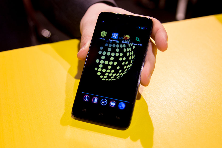 Blackphone Android phone: The smartphone for the privacy ...