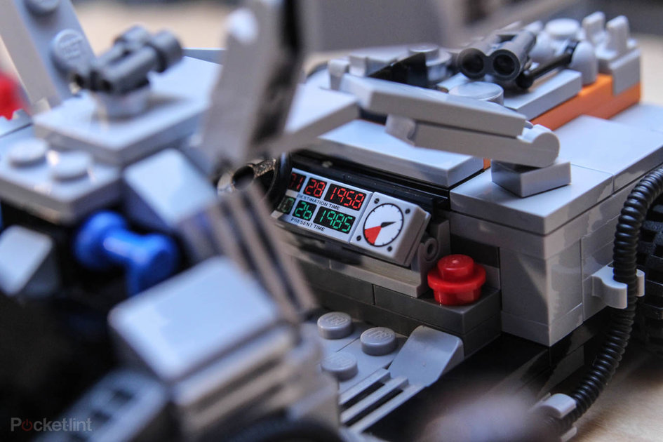 Back To The Future Lego Team Bttf S Vision For Sets